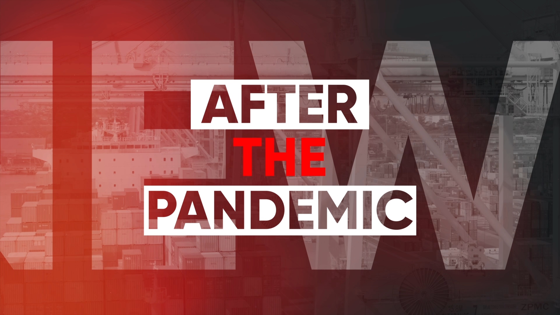 After the Pandemic | Episode 1
