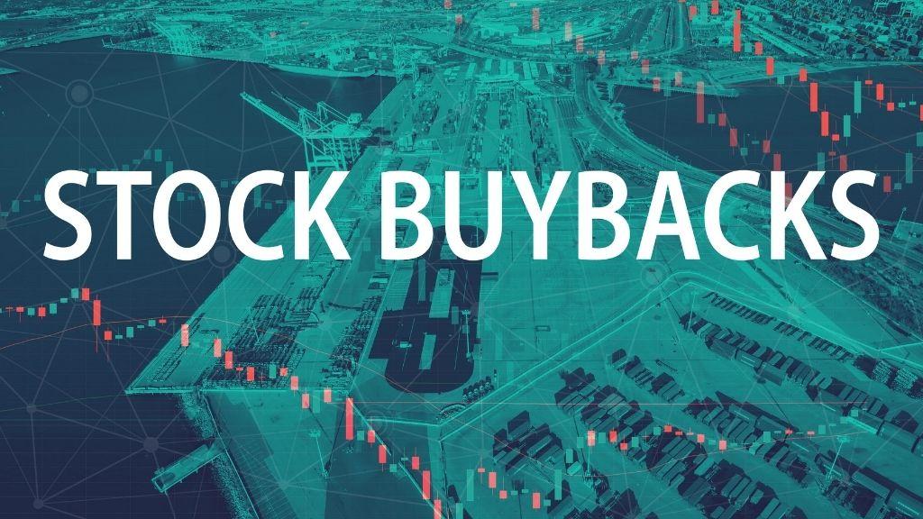 The big banks dish out the buy back bonus