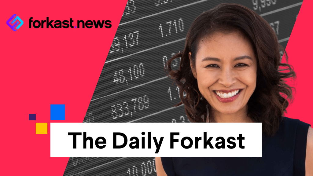 It's only Wednesday but crypto markets are on a roll | The Daily Forkast