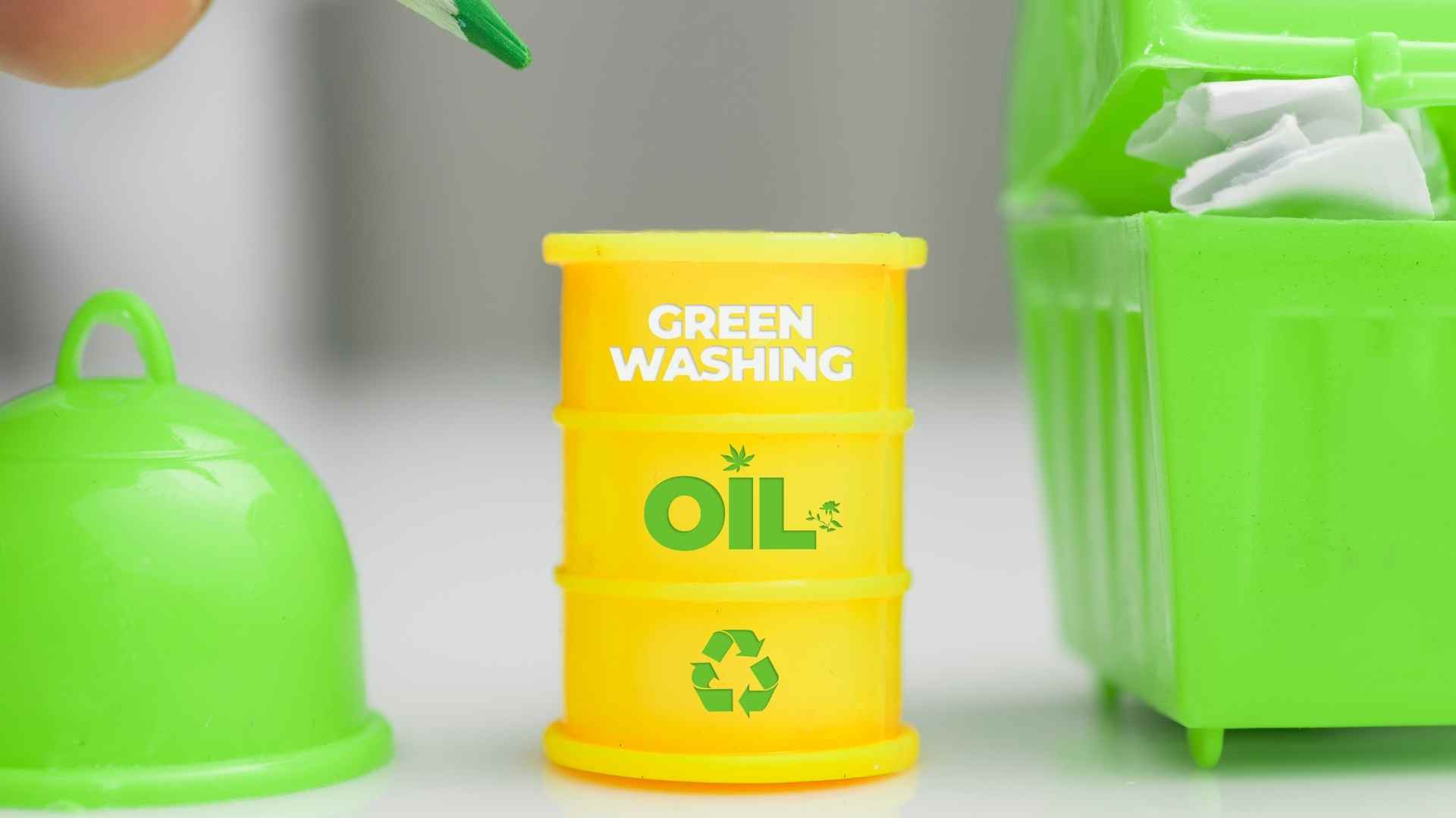 """Greenpeace calls out """"greenwashing"""" by Australian companies"""